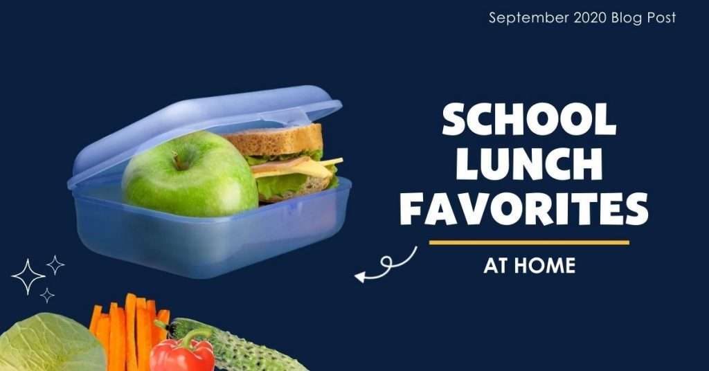School Lumch Favorites
