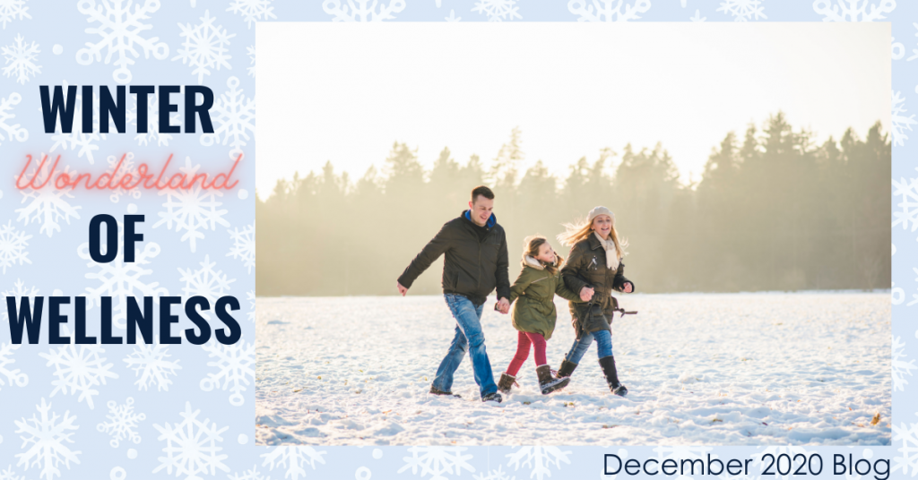 Family Fitness during the Holidays
